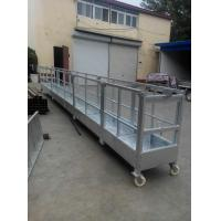 Buy cheap window cleaning cradle / suspended platform / electric scaffolds from wholesalers