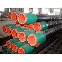 Buy cheap API 5CT / API 5L ERW Black Steel Pipe / Tubing SCH 80 For Gas Transportation from wholesalers