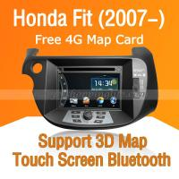 Buy cheap Car Stereo with GPS Digital TV ISDB-T for Honda Fit from wholesalers