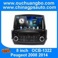 Buy cheap Ouchuangbo autoradio dvd gps stereo Peugeot 2008 2014 support BT USB french from wholesalers