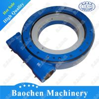 Buy cheap 12inch slewing drive china slewing drive manufacturer  vertically mounted slewing drive faerial working platform product