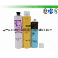 Buy cheap Cosmetic Hand Cream Aluminum Tube , Skin Care Aluminum Squeeze Tube Packaging from wholesalers