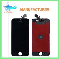 Buy cheap White / Black iPhone LCD Screen Replacement , Capacitive iPhone 5c LCD Screen Assembly from wholesalers