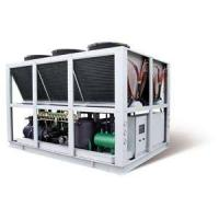 Buy cheap Modular air water heat pump cooled chillers FOR office building LSQ66R4  from wholesalers