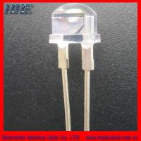 Buy cheap 8mm Straw Hat LED Diodes (0.5W power LED) from wholesalers