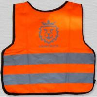 Buy cheap High visibility safety vest Kids (children) from wholesalers