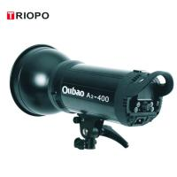 Buy cheap A2-300/400 Hot sale photography equipment strobe flash lighting with black color from wholesalers