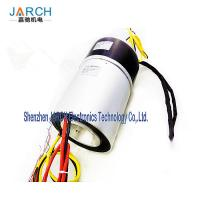 Buy cheap 4 Hydrualic Hole Electrical Slip Ring 5000 Psi 0 - 20rpm Speed For Excavator from wholesalers
