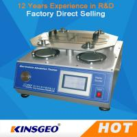 Buy cheap Four Heads Textile Testing Machine , Pilling Martindale Abrasion Tester 150kg from wholesalers