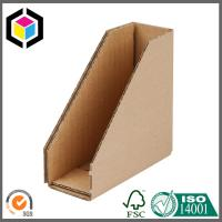 Buy cheap Brown Corrugated Frame Corner Protectors; Easy Set Up Corrugated Protectors from wholesalers