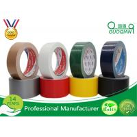Buy cheap Custom Printed Own Logo Single Side Gaffer Duct Tape for Studio Workshop from wholesalers