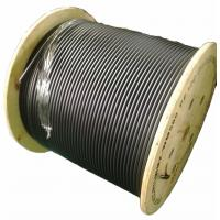 Buy cheap Network Cable Trunking Coaxial Cable 565 Asphalt Or Flooding Compound product