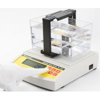 Buy cheap DE-120K Portable Gold Purity Testing Machine , Gold Karat Meter , Gold Assay Test Equipment from wholesalers