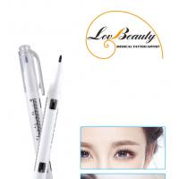 Buy cheap 0.5 ~ 1.0mm Double - Headed Surgical Skin Marker Medical Pen With Ruler from wholesalers
