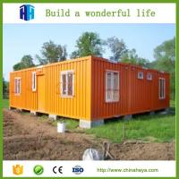 Buy cheap australia luxury expandable container home steel frame house homes for sale from wholesalers
