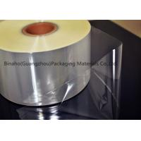 Buy cheap Eco Friendly PVDC Coated Bopp Film Waterproof Excellent Grease Barrier from wholesalers