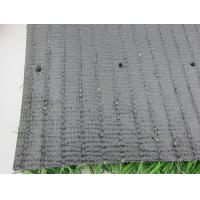 Buy cheap Tennis Court 50mm Football Artificial Grass with 10000 Dtex Monofilament Yarn from wholesalers