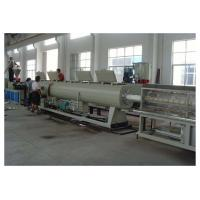 Buy cheap 160mm PVC pipe extrusion machinery/pvc pipe production line/pvc pipe machine from wholesalers