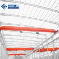 Buy cheap Safe Span 30m Harbor Freight Overhead Crane Single Girder Light Structure from wholesalers