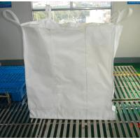 Buy cheap Flexible Super Sack bags with PE liner , polypropylene woven 1 ton bag from wholesalers