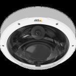AXIS P3707-PE Network Camera Flexible, 360  multisensor camera