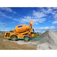 Buy cheap Computerized Road Construction Equipment , Small Concrete Mixer Machine All Wheel Drive from wholesalers