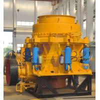 High-efficient single cylinder hydraulic cone crusher,Single Cylinder Cone