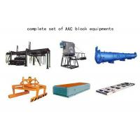 Buy cheap Cost Performance Fly Ash Autoclaved Aerated Concrete Equipment AAC Block Machine from wholesalers