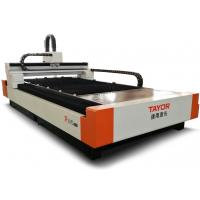 Buy cheap 2000W 1.5*3m CNC Fiber Laser Cutting Machine with Raycus Laser Power Source from wholesalers