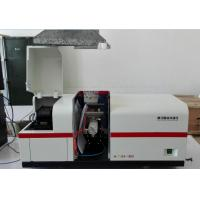 Buy cheap Pollutants Trace Elements Atomic Absorption Spectrometer 180 - 900nm Wavelength from wholesalers