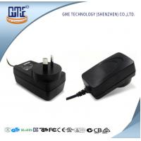 Buy cheap GME 18W Universal AC DC Power Adapter With Australia Plug , Flame retardant PC from wholesalers