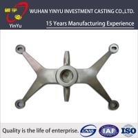 Buy cheap Sturdy  Silica Sol Precision Casting Products , Stainless Steel Auto Parts Casting from wholesalers