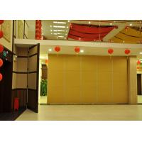 Buy cheap Star Hotel Acoustic Exterior Sliding Door Folding Internal Doors For Hotel from wholesalers