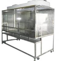 Buy cheap stainless steel hardwall modular portable clean room / Clean Booth from wholesalers