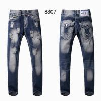 Buy cheap True Religion Long Jeans Fashion Brand Man Jeans Size 30-32-34-36-38-40 from wholesalers