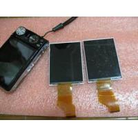 Buy cheap waterproof Large LCD Camera Screen Display with 30 days Warranty for SAMSUNG PL150 product