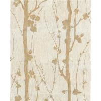 Buy cheap Light Brown Decorative Wall Planks Double Wood Bamboo Fiber Interior Wall Boards from wholesalers