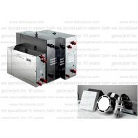 Buy cheap 2 Steam outlet Steam Bath Generator 16kw 3 phase with waterproof control system product