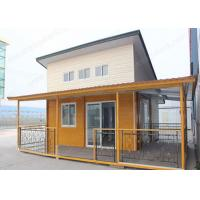 Buy cheap Affordable Pre Built Modular House With 64m² ANT PH1732 product