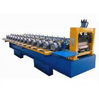 Buy cheap Hidden Fastened Roof Tile Roll Forming Machine Snap Lock  Metal Roof Panel Machine from wholesalers