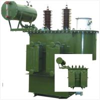 Buy cheap 30kV - Class Reactor Transformer Power Distribution Oil Type Two Winding Low Noise from wholesalers