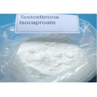 Buy cheap 99% Testosterone Isocaproate Raw Steroid Powder Test Isocaproate 15262-86-9 muscle gain product