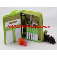 Buy cheap 600D travel design outdoor picnic bags with food sets product