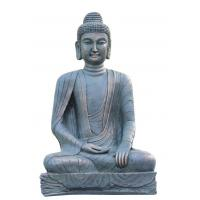 Buy cheap Artificial Magnesia Indoor Water Fountain Buddha Wall Water Fountain Professional from wholesalers