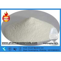 Buy cheap Sex Enhancer Powder Extract Yohimbine HCl Powder UK CAS: 65-19-0 from wholesalers
