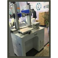 Buy cheap 30w series number Fiber Laser Marking Machines with raycus laser sources from Wholesalers
