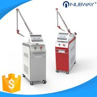 Buy cheap Hot sale 1064nm/532nm Q switched nd yag laser tattoo removal beauty equipment / laser machine for skin tightening from wholesalers
