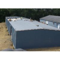 Buy cheap Insulation Galvanized Painted Steel Structure Workshop Sandwich Panels Workshop from wholesalers