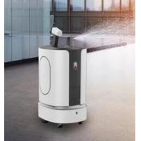 Buy cheap Stable Running Hospital Delivery Robot , Portable Disinfection Robot product