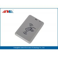 Buy cheap Desktop Using Non Contact USB RFID Reader Contactless IC Card Reader Writer from wholesalers